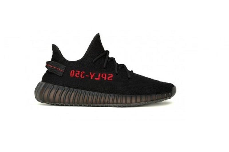 "Adidas Yeezy Boost 350 V2 ""Black/Red"" Core Black/Red (CP9652) Online Sale"